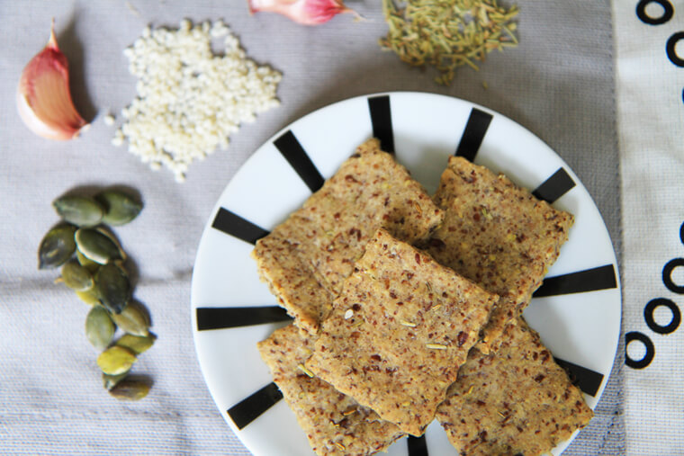 crackers-made-from-almond-pulp