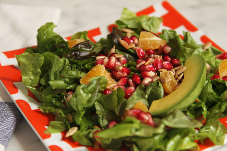 orange-and-pomegranate-salad