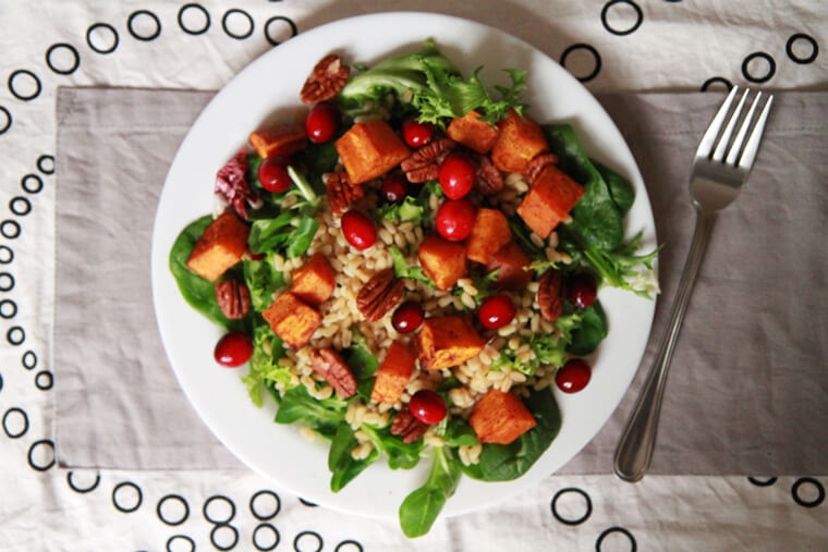 wheat-berry-salad-with-roasted-sweet-potato