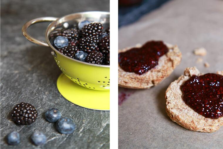 spelt-scones-berry-chia-seed-jam